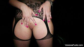 Vanessa Cage Sexy Tease