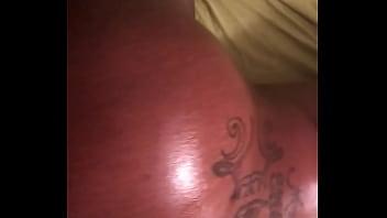 Big booty oiled
