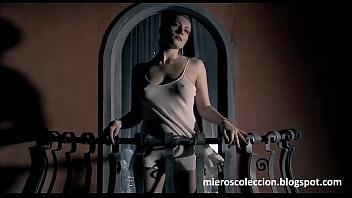Anna Jimskaia en baile sensual en escena de Monamour (Tinto Brass - 2005 - Españ