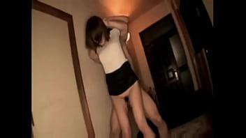 Japanese housewife brutal hatefuck PMV