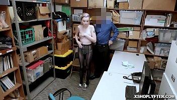 LP Officers big cock face fuck Lexi Lore