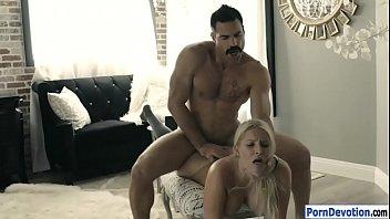 Vanessa Cage screwed by big hard dick