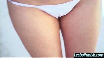 Hard Sex Punish Games With Sex Toys Between Lesbos (dani&valentina) vid-16