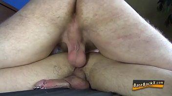 Stud rides pierced cock