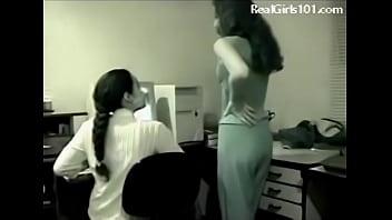 Lesbian Girlfriends Get Freaky