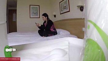 Hidden cam for fucking in a hotel room. RAF150