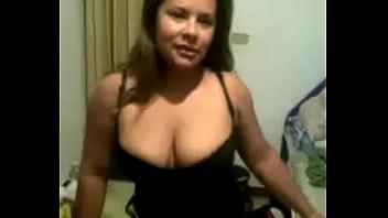 mi esposa en lenceria negra