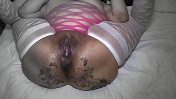 Pregnant Pussy Creampie Dump