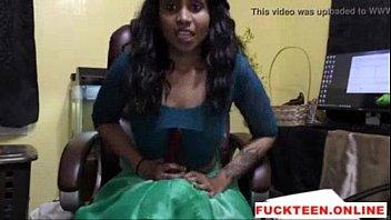 Hot Indian Sex Teacher on Cam - pussy fuck