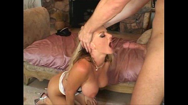 Vicky vette deepthroat video