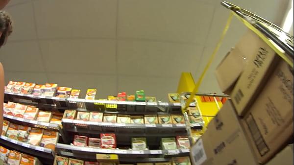 Supermarket upskirt compilation  thumbnail