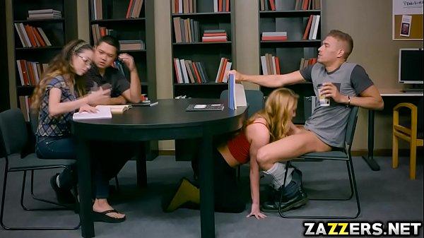 Xander Corvus Screwing Carter Cruise Ass With His Big Cock