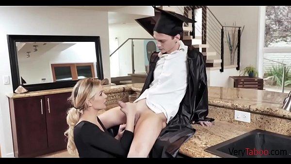 Mom: MOM Gives SON A Graduation Present- Kenzia Taylor