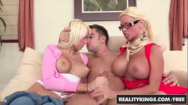 RealityKings - Moms Bang Teens - (Logan Pierce, Nikita Von, James Rikki, Six Moms) - Sex With Six