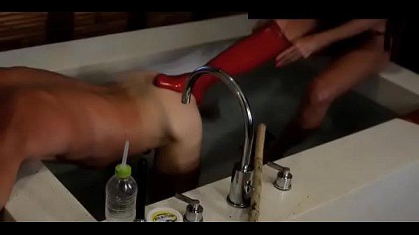 Женское доминирование порно клип