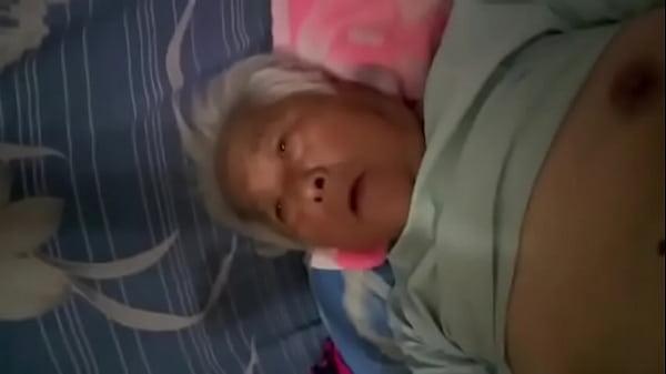 La abuela Hemilda de Rodriguez