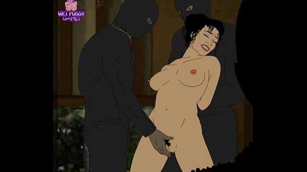 Поиграть с пленницой порно игра