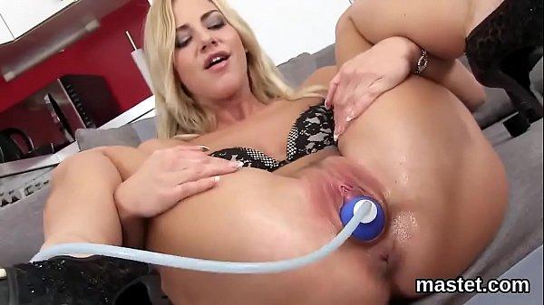 Женская вагинальная помпа