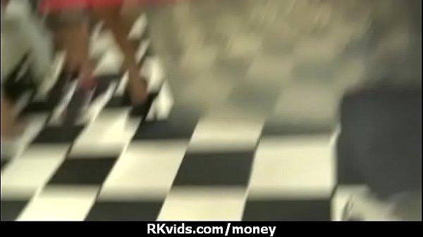 Уболтал на секс за деньги видео