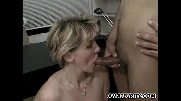 Сперма на лобке жены