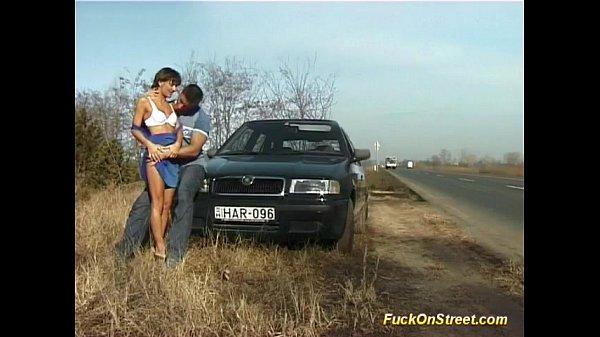На улице орнуха любительская в россии