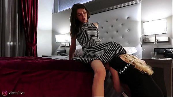 Секс трансвистит и лезби