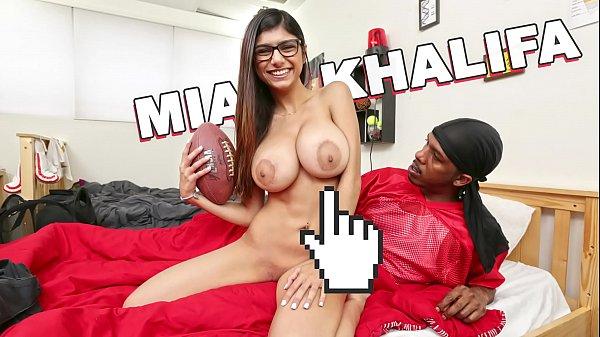 MIA KHALIFA - A Very Sexually Assertive Mia Khalifa Gets Herself Some Big Black Cock