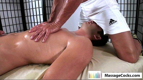 Gentle Cock Massage On Massagecocks