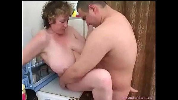 Порнуха русская с бабулией
