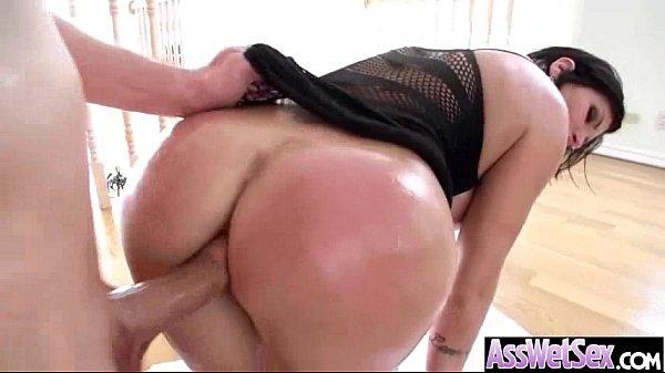 Анальный секс с шей фокс