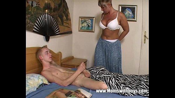 Порно мамаший