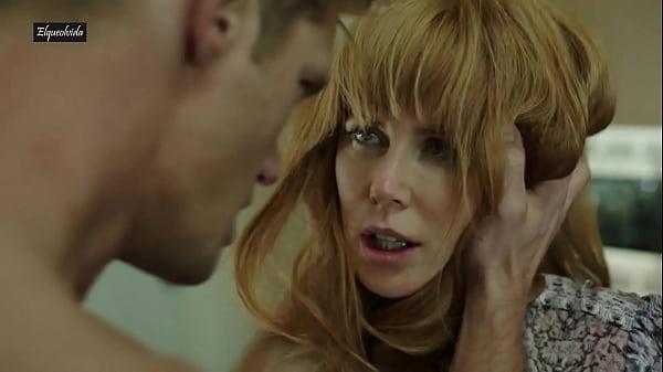 Nicole Kidman ♥ romp the kitchen