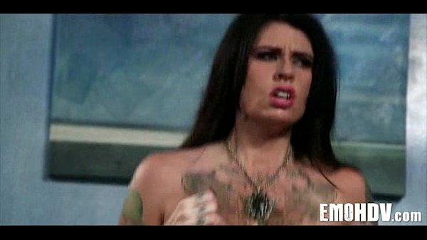 Emo slut with tattoos 0352