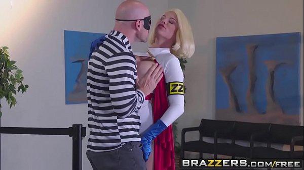 Brazzers - Brazzers Exxtra -  Power Rack A XXX Parody Scene Starring Peta Jensen And Johnny Sins