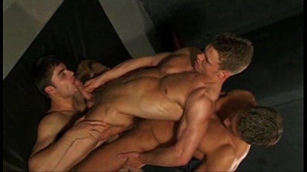 hot trio barebacking