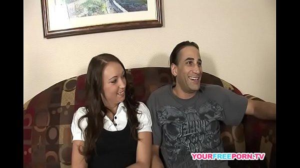 Мать и дочь наказывает отца еблей