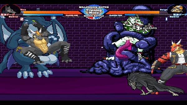 Delga monster hentai image
