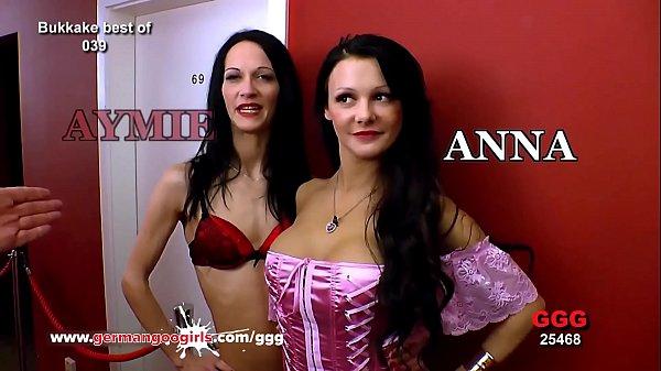 Anna And Aymie Sperm Goddesses – German Goo Girls