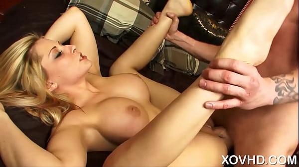 Madison Ivy Sucking Dick and Nailed Hard