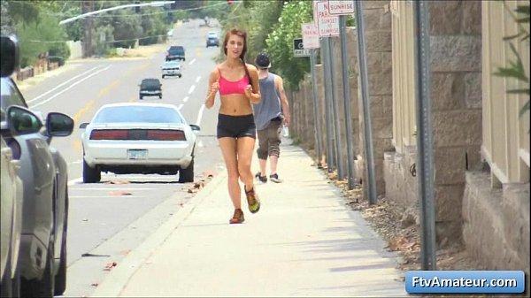 Любительское видео с трансом, смотрю на жену с другим парнем