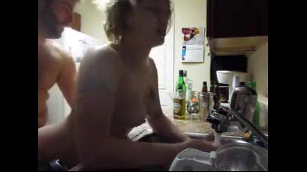 Жена дала в попу любительское видео