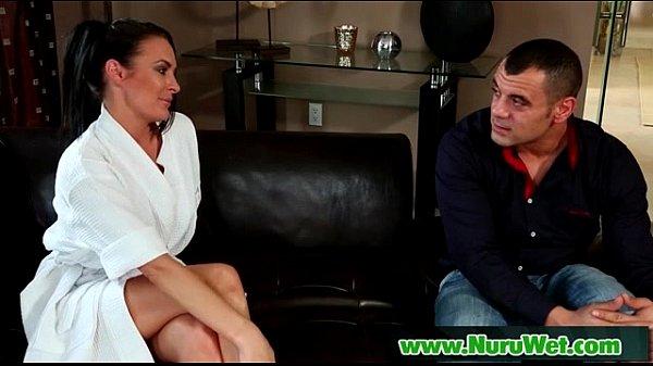 Nuru Massage With Busty Asian And Wet Handjob 23