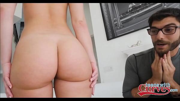 Blonde Teen Daisy Stone Big Beautiful Ass