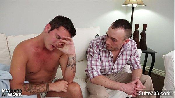 Красавцы геи и их члены