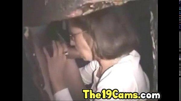 Amateur couple adult arcade booth black free sex videos