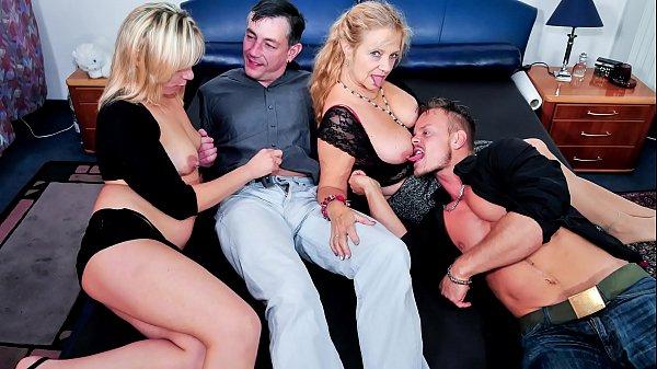 Порно германия групповое