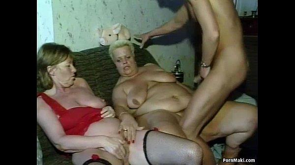 Порно немецкие зрелые и старушки