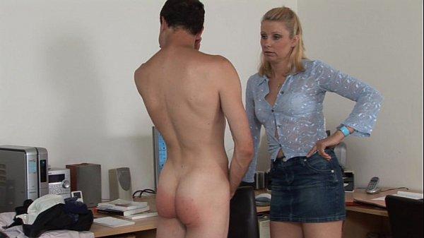 spank Miss lena