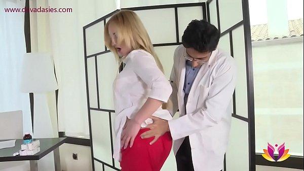 Doctor fucks impotent patient's wife