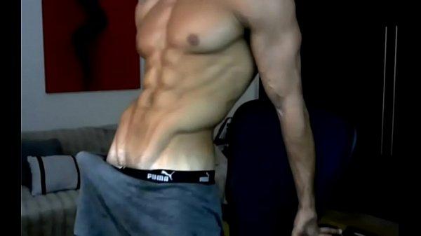 hot boy teasing